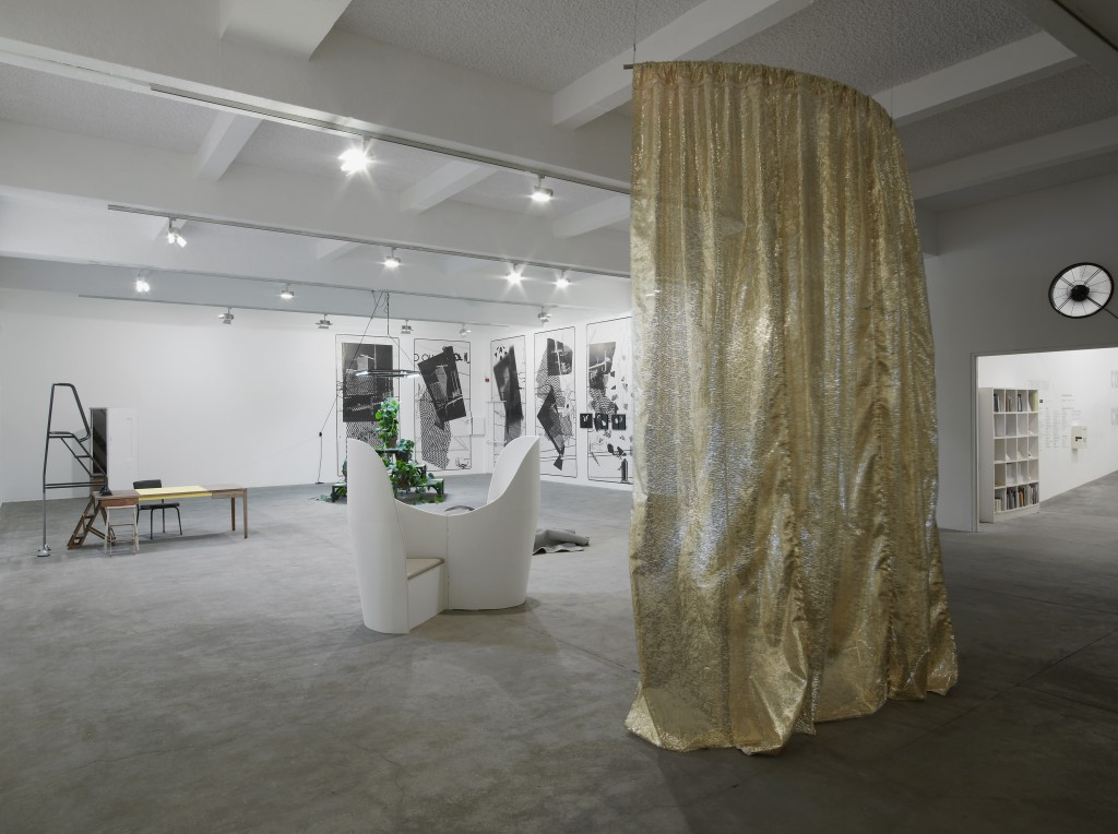 Céline Condorelli at Chisenhale Gallery_04_photo Andy Keate