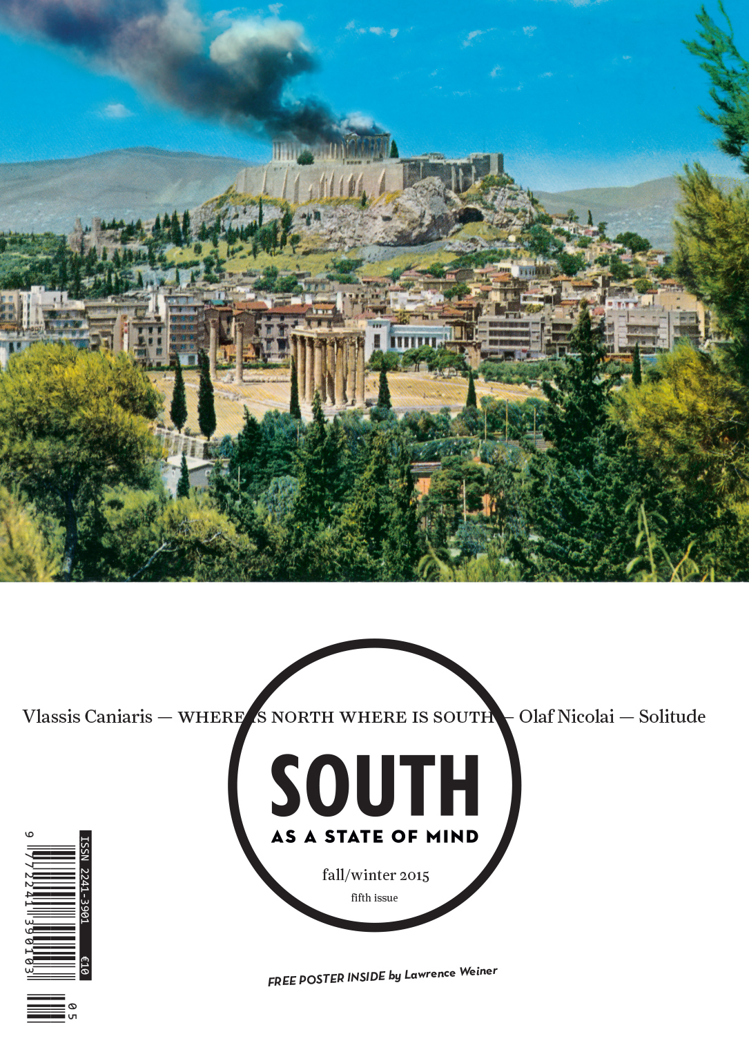 COVER South as a State of Mind issue 5