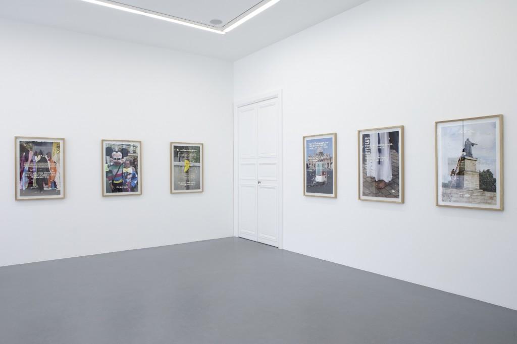 (#Vue_d'exposition_Galerie_Perrotin Paris _4)