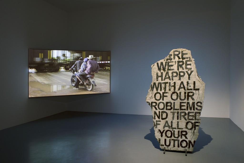 (#Vue_d'exposition_Galerie_Perrotin Paris _5)