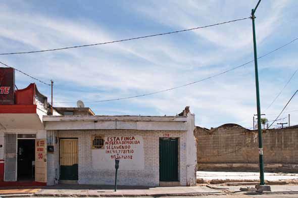 ca2m teresa margolles esta casa no sera demolida.2011