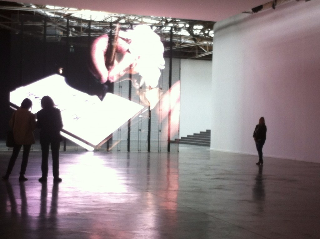 Philippe Parreno, Anywhere, Anywhere Out of the World, Installation view, 2013, Palais de Tokyo. Photo: Marina Fokidis